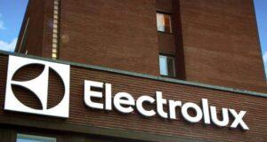 Electrolux sede globale Stoccolma Electrolux Unic Un particolare della sede centrale di Electrolux a Stoccolma