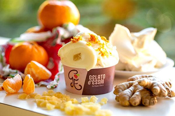 Gelato d'Essai ristorante gelato Gelato d'Essai: il primo ristorante con un menu tutto a base di gelato