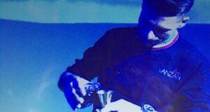 Hausbrandt Batman Una dimostrazione di Bruno Vanzan durante l'evento che si è svolto al Cinema Teatro Manzoni a Milano