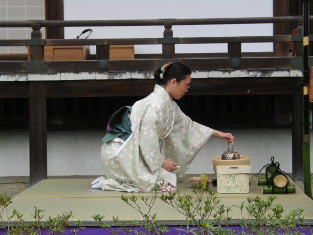 La cerimonia del tè rito del tè La cerimonia orientale del tè