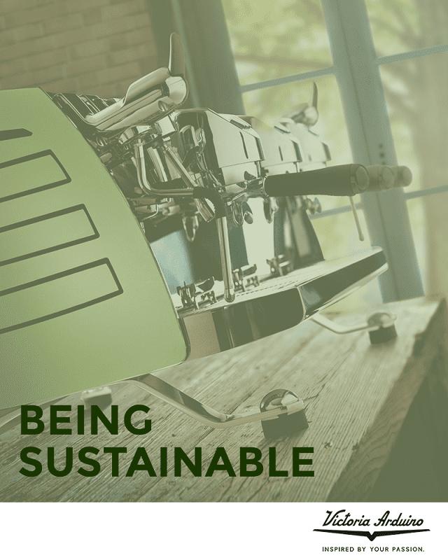 VA388 macchina green Attraverso la piattaforma Ongreening, Victoria Arduino offre una panoramica completa delle sue macchine da caffè e macinini dal punto di vista della sostenibilità ambientale