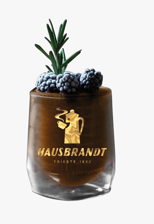 Hausbrandt Batman L'espresso Martini 2.0 Powered by Hausbrandt