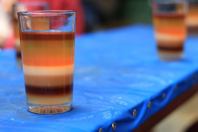 tè dei 7 colori