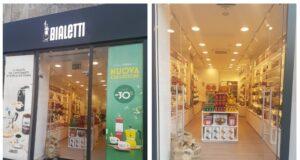 Bialetti Buenos Aires Milano esterno L'esterno del nuovo Bialetti Store di Corso Buenos Aires