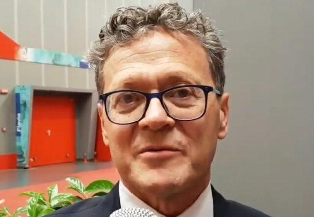giornata sostenibilità Gerardo Patacconi Il capo delle operazioni dell'Ico Gerardo Patacconi