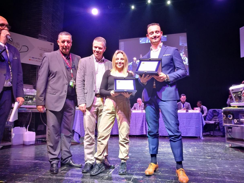 Campionato del Cappuccino La consegna dei premi della rivista Sicurezza e Lavoro