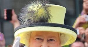 Buckingham Palace regina elisabetta