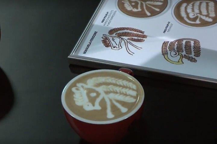 fensore mondiali latte art