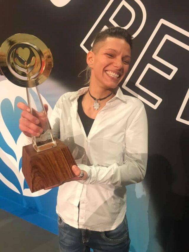 app latte art fensore campionessa del mondo 2019
