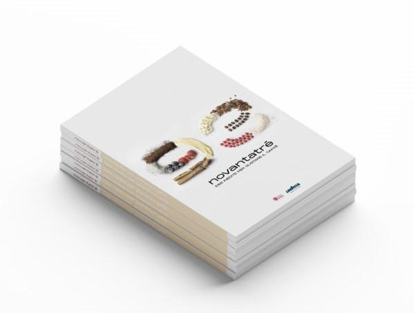 93 Politecnico Lavazza Il volume che propone 93 ricette ideate dagli studenti della Scuola di Cucina e Pasticceria Ifse
