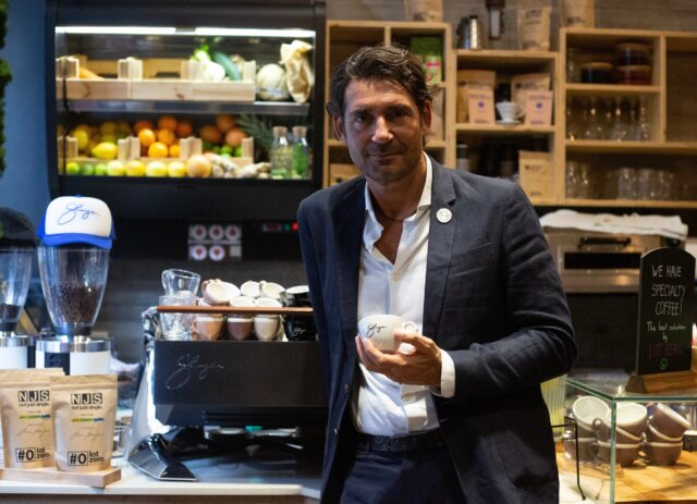Bruno Pignattelli, General manager Slayer Espresso machines