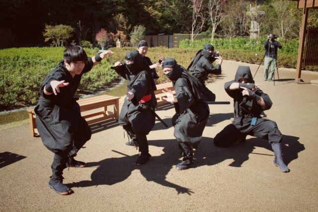 Tokyo Ninja
