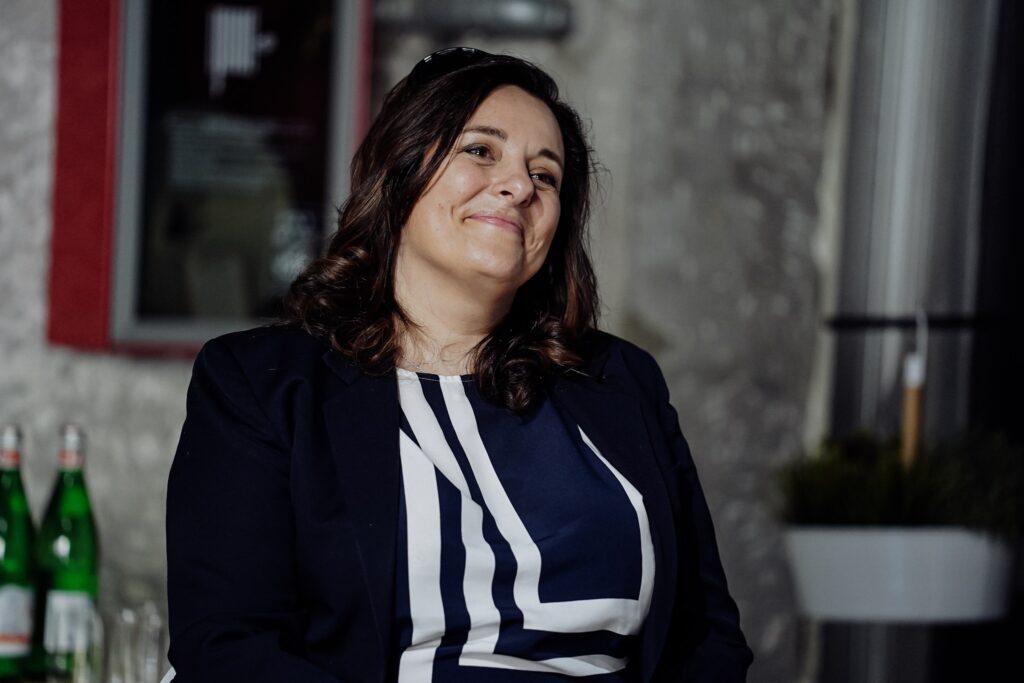 Anna Piacentini, Amministratore Delegato People