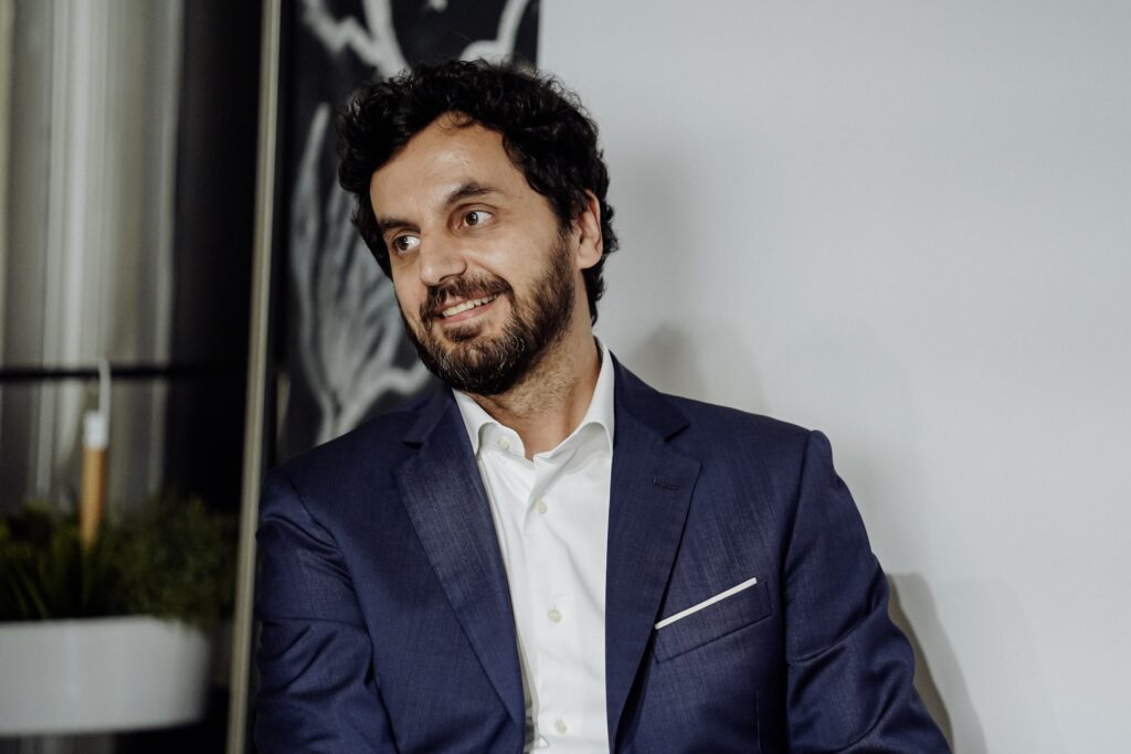 Max Cremonini, responsabile Content & Creative Accenture Interactive
