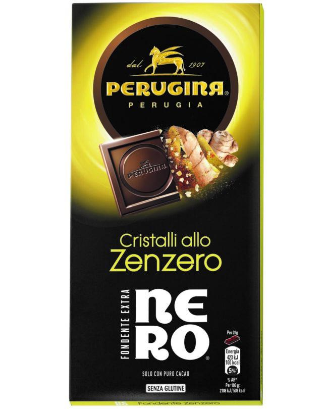zenzero cioccolato