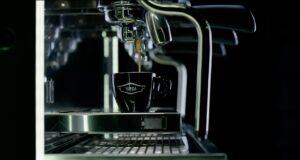 wega world of coffee Un dettaglio della Wega Urban