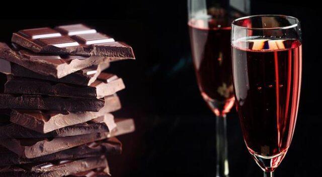 cioccolato e vino