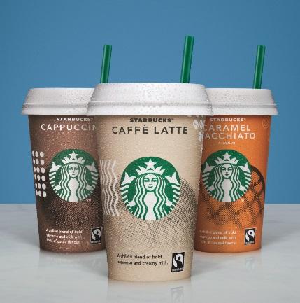 Starbucks Chilled Classics supermercati