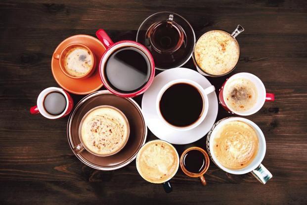 mormone caffè quantità