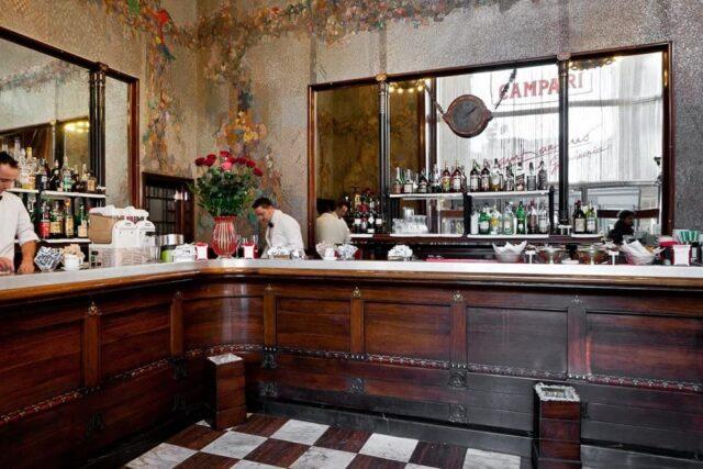 locali caffè storici italiani