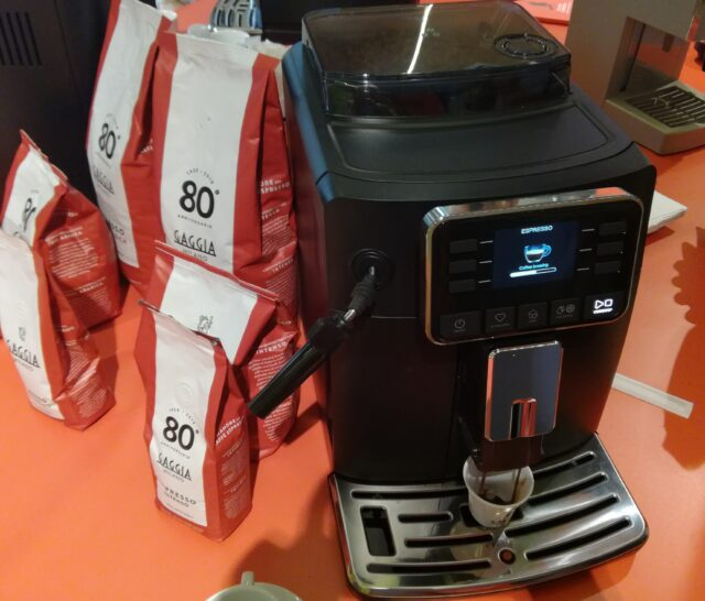 new gaggia collection