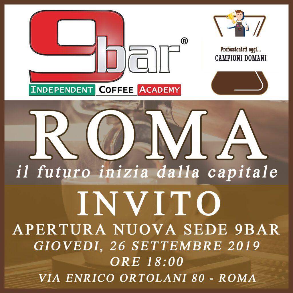 Logo Nuine bar Roma
