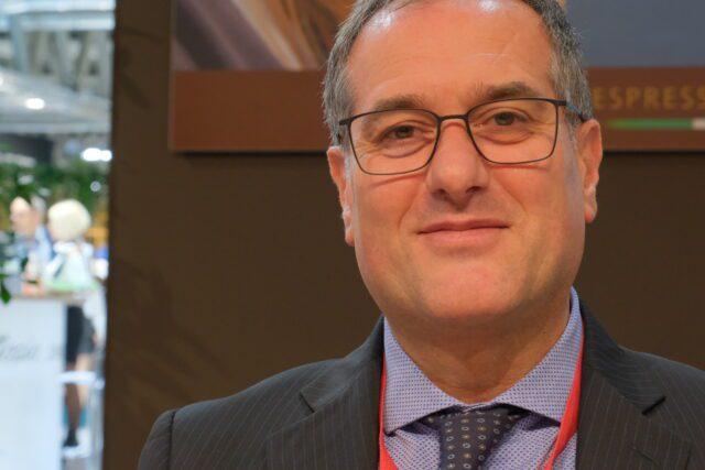 Giovanni Romano, direttore commerciale Kimbo