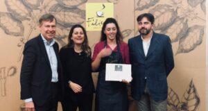 Giada Moranti vincitrice del Trofeo Filicori Zecchini