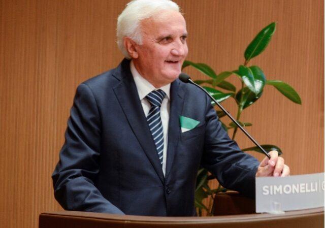 Nando Ottavi contitolare e presidente Simonellli Group