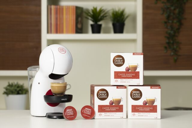 ginseng dolce gusto