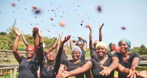 Coltivatrici in Ruanda