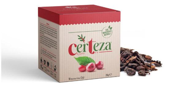La cascara di caffè da bere come un té proposta in esclusiva da Interkom