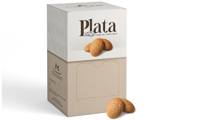 Il biscotto Plata