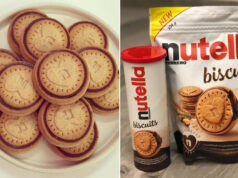 nutella biscuits Ferrero