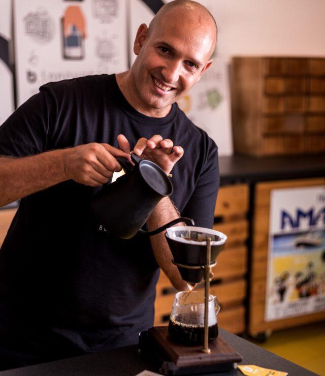 sandro bonacchi oriental caffè