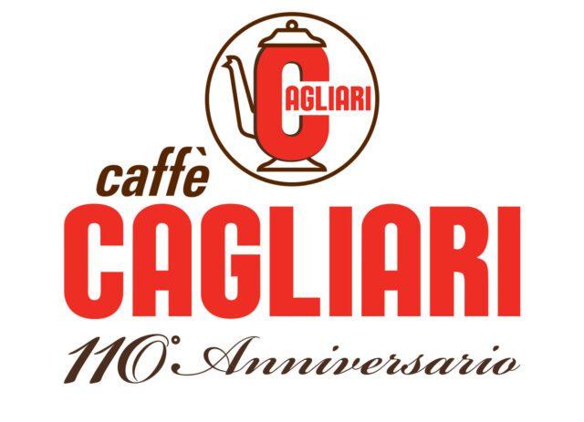 Caffè Cagliari logo 110 anni