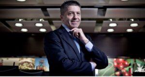Moreno Faina, Presidente dell'Università del caffè Illy