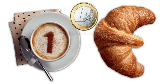 Mccafè a un euro