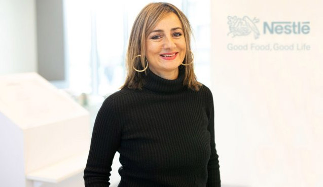 Federica Braghi Business Executive Officer di Nescafé e Nestlé Professional
