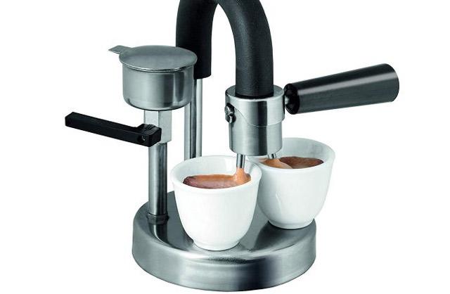 La kamira macchina da caffè moka