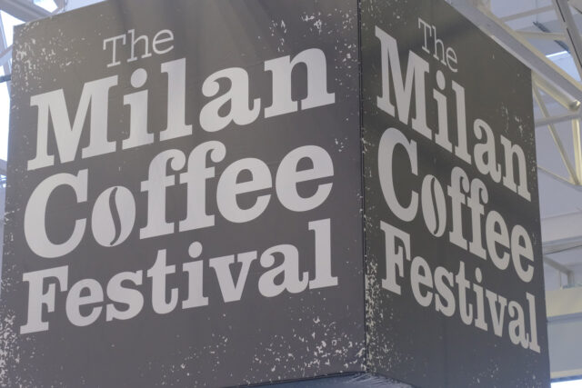 The Milan coffee festival 2019