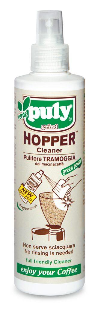Pulygrind Hopper