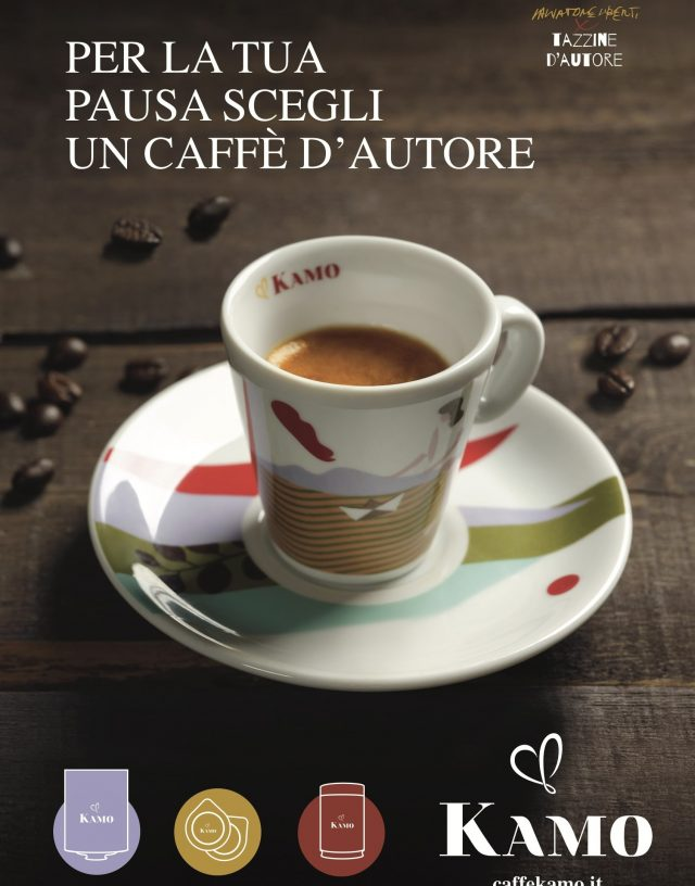 caffè kamo
