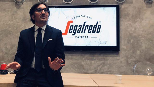 Daniele Boscaro amministratore delegato di Segafredo Zanetti