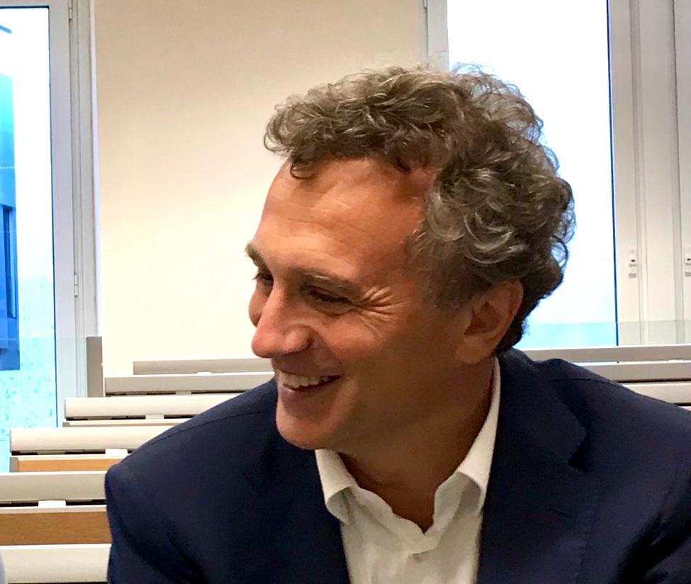 Massimo Faravelli amministratore delegato Gruppo Gimoka