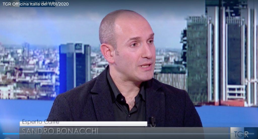 caffè esperto Sandro Bonacchi