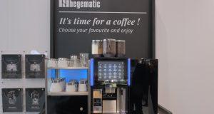Il Coffee corner visto al Sigep
