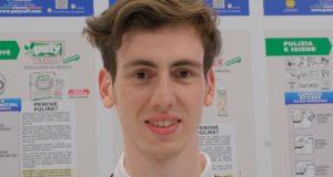 Daniele Ricci campione italiano caffetteria 2020