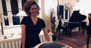 Congratulazioni Cristina Meinl