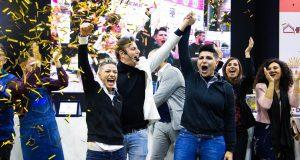 campioni il trionfo di Carmen Clemente a destra nel tricolore Latte art festeggiato anche dalla campionessa mondiale in Carica Manuela Fensore